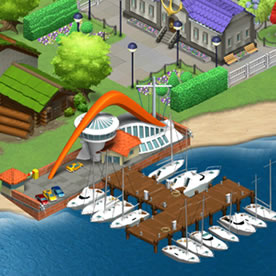 Harbor World Screenshot 2